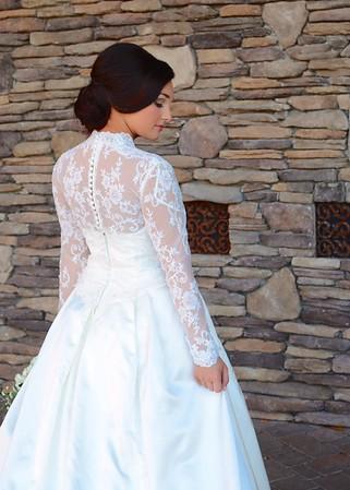 Jessie's Bridal Potraits