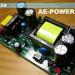 SKU: AE-POWER/12/2, Switched-mode 220V Power Supply Putput DC 12V 2A