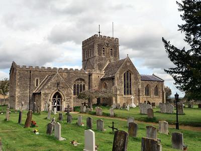 St Mary the Virgin, Church of England, Buckland Road, Buckland,  SN7 8RL