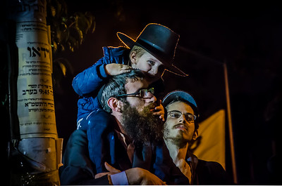 Sukkot Celebration, Crown Heights, Brooklyn