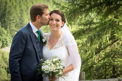 Alix et Baptiste Mariage