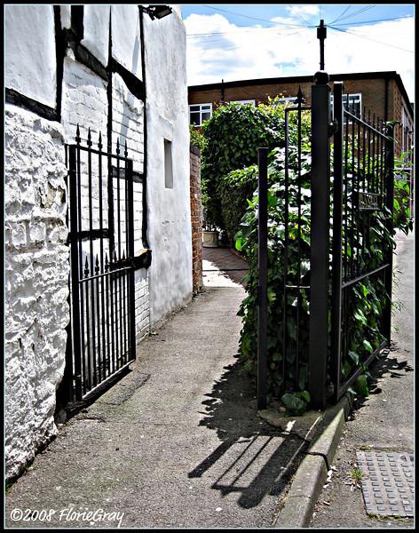 Garden Gate  ©2008 FlorieGray