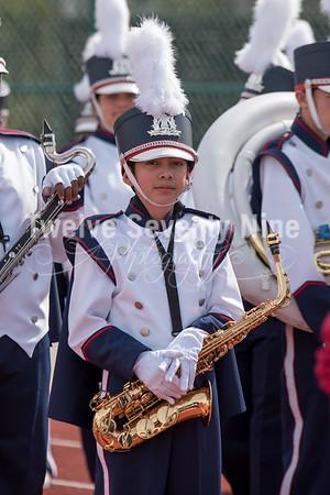 BJHS Marching Band Laguna