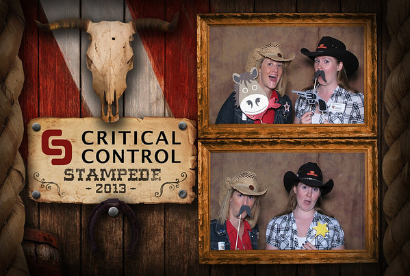 Critical Control Stampede Party 2013