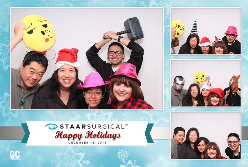Staar Surgical Holiday Party