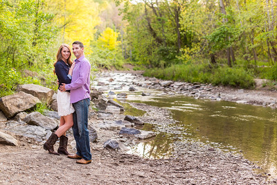 Kate & Owen's Engagement Session