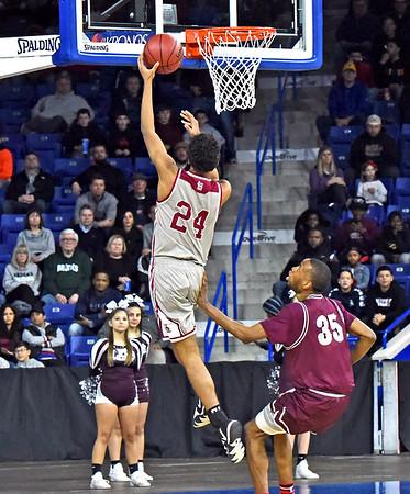 Lowell vs. Lynn hoop - March 7, 2020