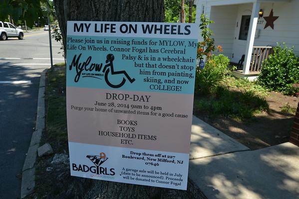 """Mylow"" My Life On Wheels"