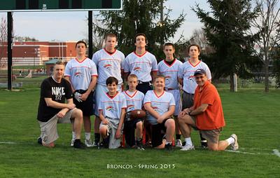 Broncos - Spring 2015
