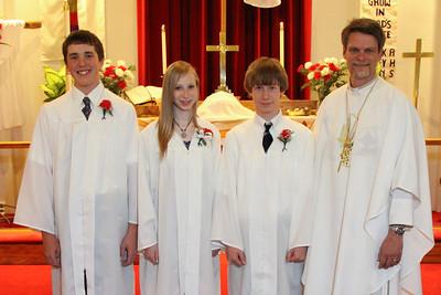 2010 St Pauls Confirmation