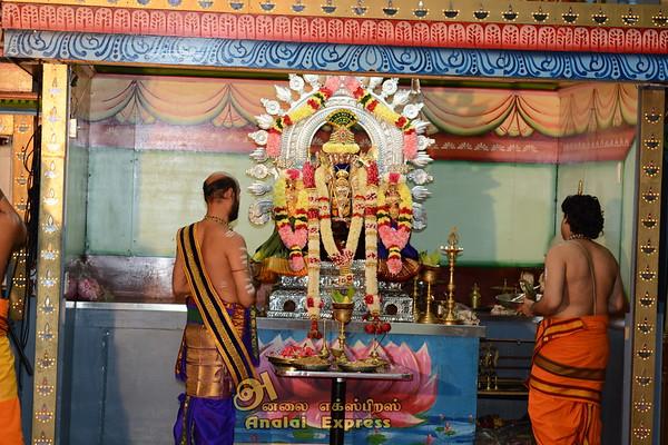 Sri Katpaga Vinayagar Temple ( Aardivel July 18, 2014)