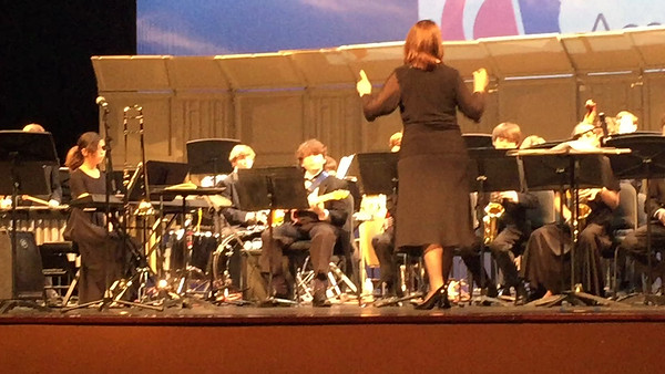 Pizitz Jazz Band - Montgomery 1-19-17