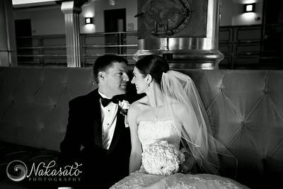 Heidi & John {wedding day}