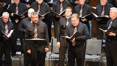 Winkler Community Male Choir 2018