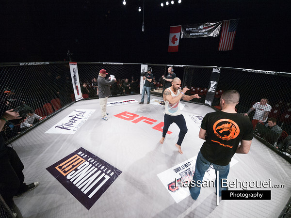 BFL 27 Sanctioned By British Columbia Athletics Commission Canada BattleField Fight League Great Canadian Gaming Corporation River Rock Casino 8811 River Rd Bc Canada Wide Lens (1_18_14)