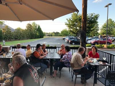 Wolf River Brisket Dinner Ride 5/30/2019