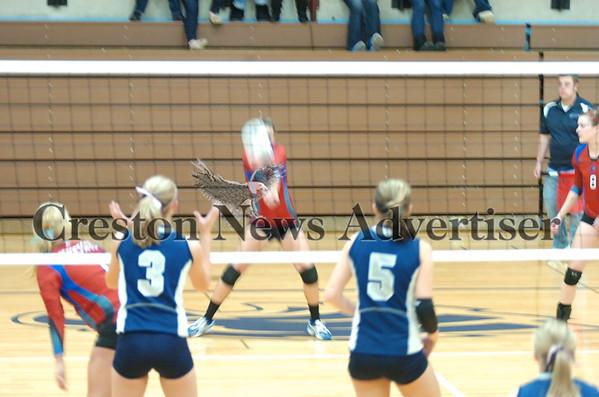 10-12 POI volleyball tournament