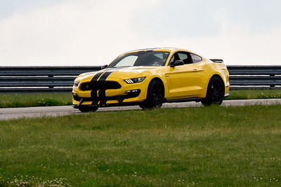 2020 SCCA TNiA June Pitt Race Interm Yellow Shelby