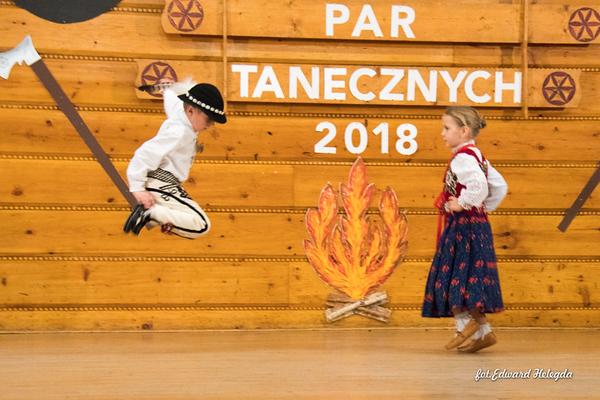 Konkurs Par Tanecznych 2018