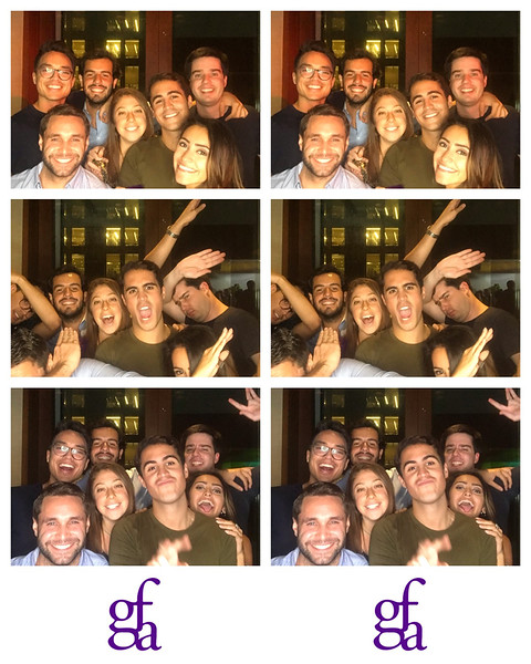 NYU x GFA Beer Blast - Photo Strips
