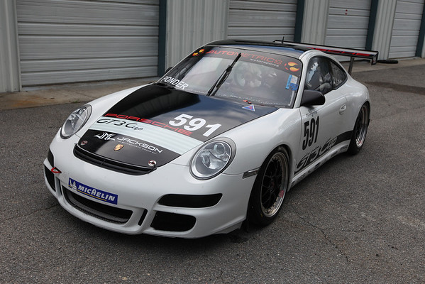 SOLD: '09 997 GT3 Cup