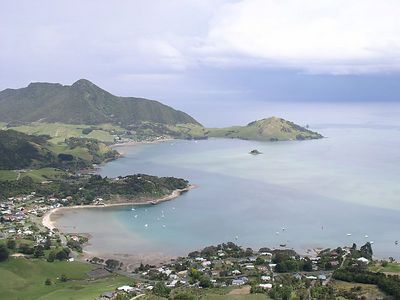 Auckland and the Northland