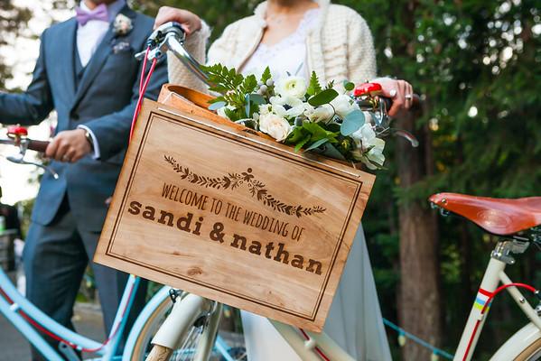 Ethereal Woodsy Wedding