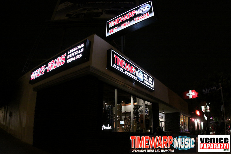 ||(323)600-5050 |||(323)600-5050 || TIMEWARP MUSIC | 12257 Venice Blvd Los Angeles CA 90066 | (323) 600-5050 |  http://www.timewarpmusic.com.  Photos by VENICE PAPARAZZI.  www.venicepaparazzi.com