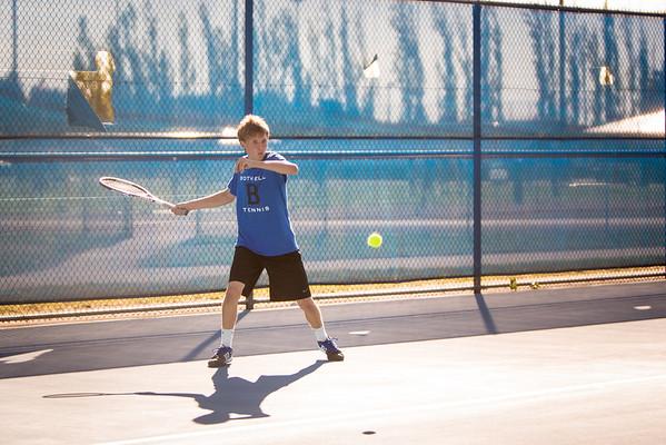 2016 Bothell Tennis v Newport