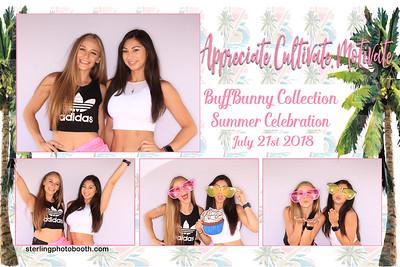 BuffBunny Collection Summer Celebration