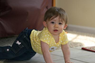 Ella 10 months 2011