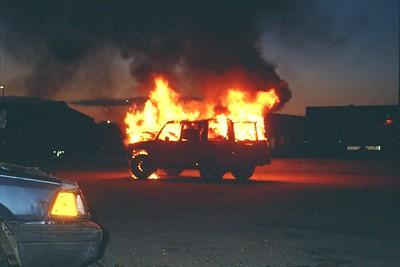 2003 Parker Fire Academy