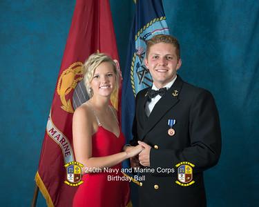2015 Navy Birthday Ball