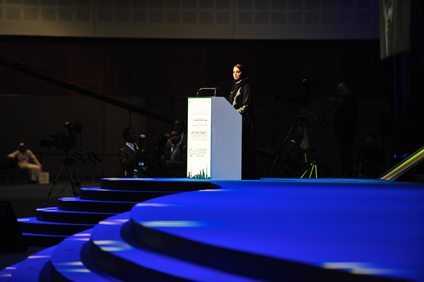 World Energy Forum 2012 Opening Day, Dubai
