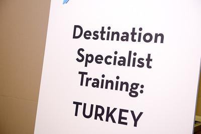 Destination Specialist Training: Turkey