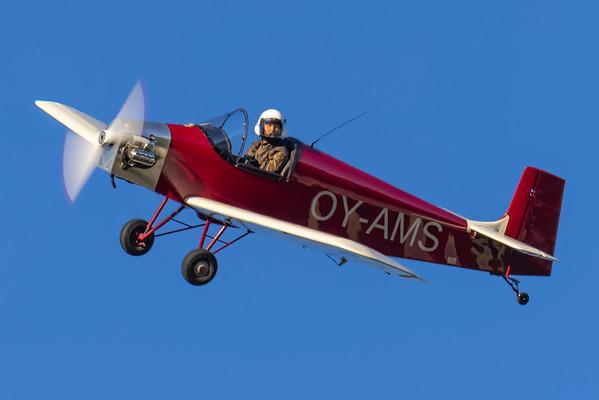 OY-AMS - Druine D31 Turbulent