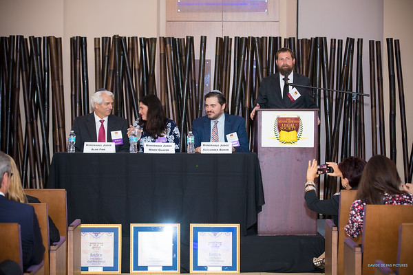 The 2018 Miami Jewish Legal Society reception
