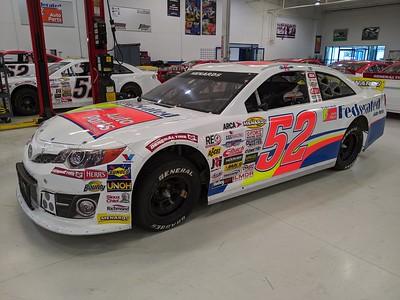Ken Schrader Racing - Concord, NC - 26 Sept. '19