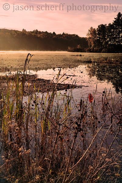 Babcock Pond 2012 10 17.jpg
