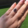 1.52ct Ruby Halo Ring, GIA No Heat 11