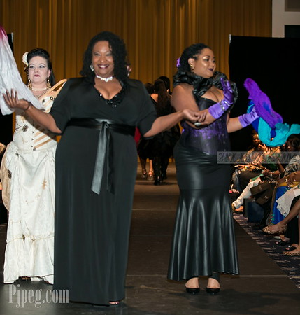 Shimmy Sista - 2017 - District Of Curves: DC Full Figured Fashion Showcase
