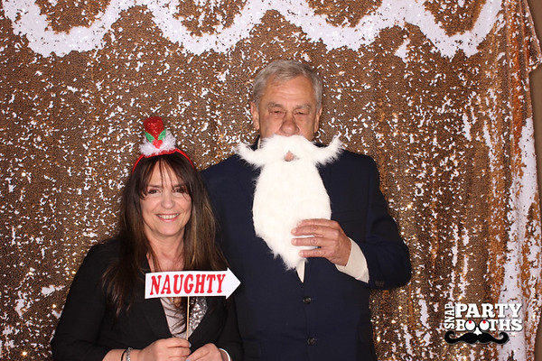 2017 Blommer Chocolate's Holiday Party