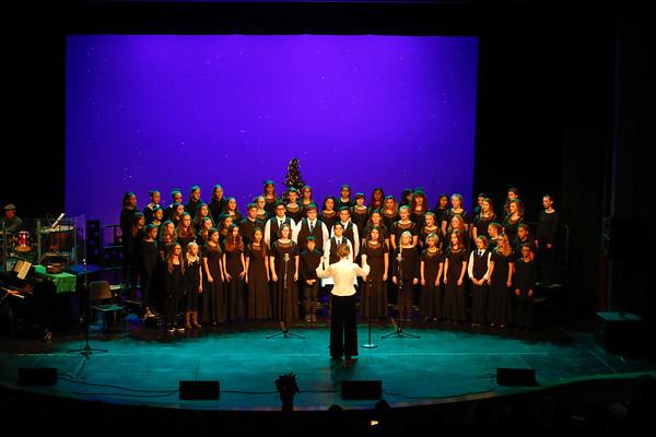 2018 Sounds of The Season Choir Concert