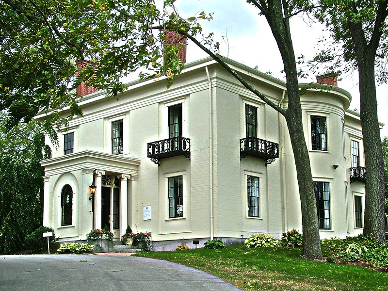 Nesmith House - Andover St. - Lowell, MA