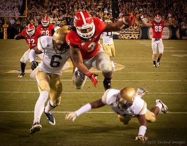 2013 UGA vs. GA Tech