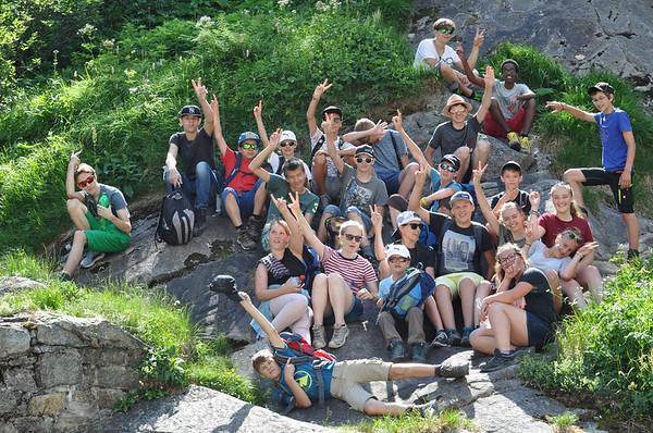 Exkursion Gotthard Juni 2017