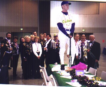 2002 - Krewe of Centaur Mardi Gras 12th Nite