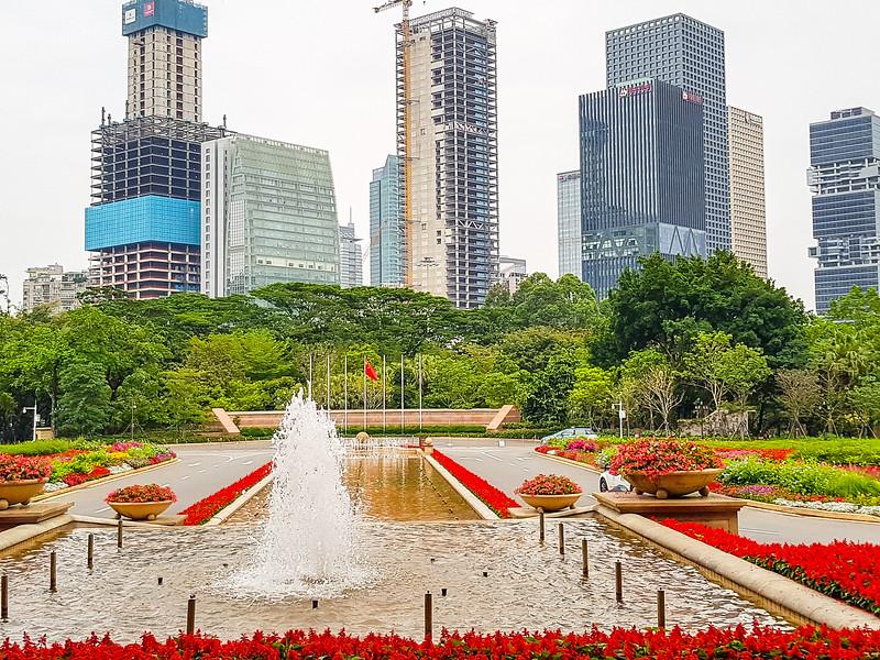 Cityscape China