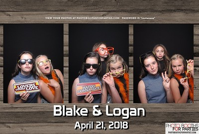 Blake and Logan B'nai Mitzvah