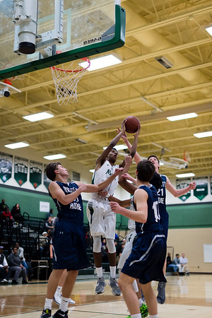 2/4/17 Atholton Varsity Basketball vs Marriotts Ridge